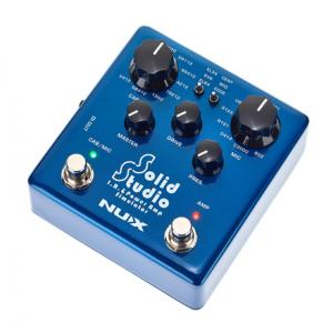Is Nux Solid Studio IR & Pow Amp Sim a good match for you?
