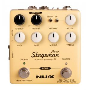 """Take the """"IS IT GOOD FOR ME"""" test for """"Nux Stageman Floor Preamp"""", read the reviews and join the community!"""