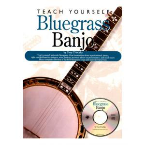 """Take the """"IS IT GOOD FOR ME"""" test for """"Oak Publications Teach Yourself Bluegrass Banjo"""", read the reviews and join the community!"""