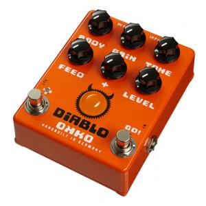 Is OKKO Diablo Overdrive Plus a good match for you?