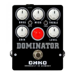 Is OKKO Dominator Distortion MkII BK a good match for you?