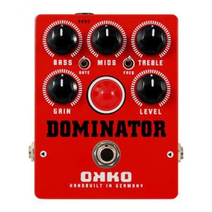 Is OKKO Dominator Distortion MkII Red a good match for you?