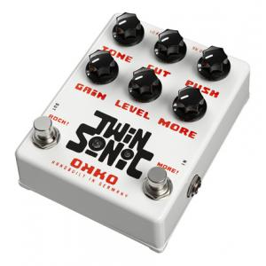 Is OKKO TwinSonic Overdrive / Boost a good match for you?