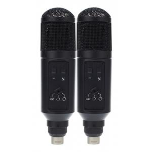 Is Oktava MK 220 matched pair a good match for you?