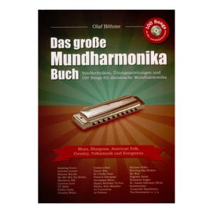 """Take the """"IS IT GOOD FOR ME"""" test for """"Olaf Böhme Das große Mundharmonika Buch"""", read the reviews and join the community!"""