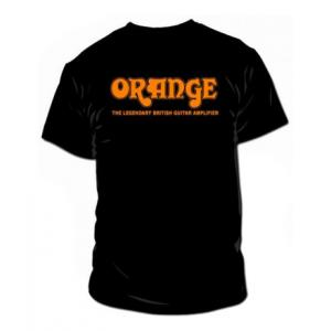 Is Orange T-Shirt Orange Logo XL the right music gear for you? Find out!