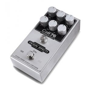Is Origin Effects Cali76 Comp. Bass Compressor a good match for you?