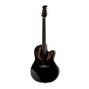 Is Ovation C2078AX-5 Custom Elite BK a good match for you?