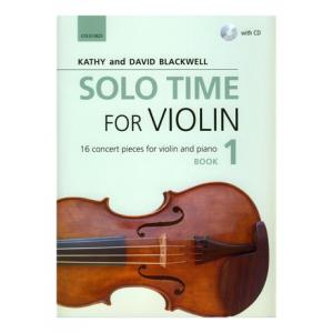 Is Oxford University Press Solo Time For Violin Book 1 the right music gear for you? Find out!