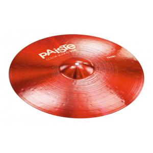 """Take the """"IS IT GOOD FOR ME"""" test for """"Paiste 19' 900 Color Sound Crash RED"""", read the reviews and join the community!"""