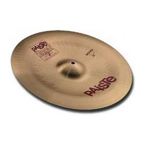 """Take the """"IS IT GOOD FOR ME"""" test for """"Paiste 2002 Classic 18' Novo China"""", read the reviews and join the community!"""