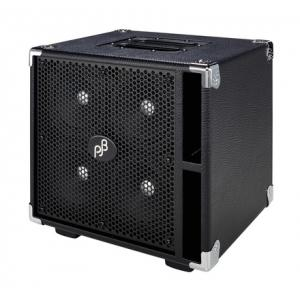 Is Phil Jones Piranha C4 Bass Cabinet BK a good match for you?