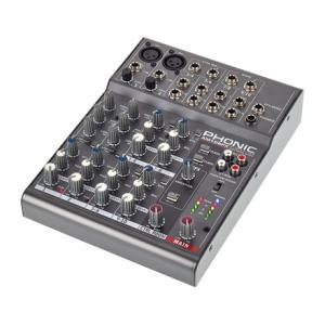 Is Phonic AM 105FX a good match for you?