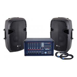 Is Phonic Powerpod 630RW Bundle a good match for you?