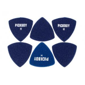 """Take the """"IS IT GOOD FOR ME"""" test for """"Pickboy Felt Triangle Blue Hard Pick S"""", read the reviews and join the community!"""