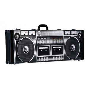 Is Postal Monkey E-Guitar Case Ghetto Blaster a good match for you?