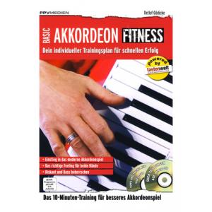 """Take the """"IS IT GOOD FOR ME"""" test for """"PPV Medien Basic Akkordeon Fitness"""", read the reviews and join the community!"""
