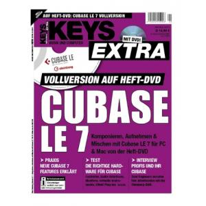 """Take the """"IS IT GOOD FOR ME"""" test for """"PPV Medien Keys Extra 1/2014 Cubase LE7"""", read the reviews and join the community!"""