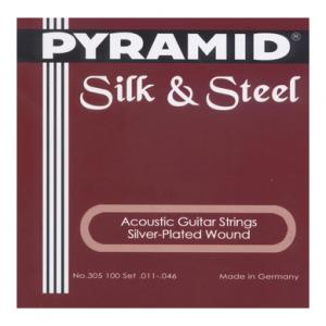 Is Pyramid 305/100 Silk & Steel the right music gear for you? Find out!