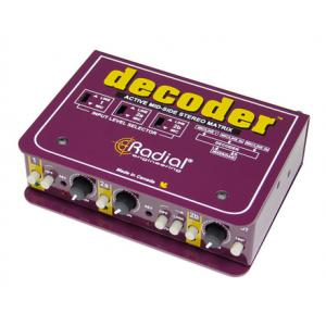 """Take the """"IS IT GOOD FOR ME"""" test for """"Radial Engineering Decoder"""", read the reviews and join the community!"""