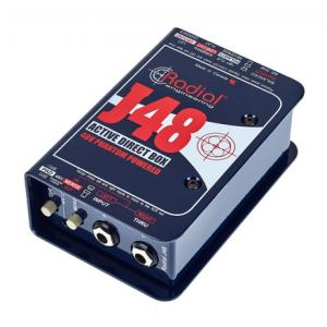 """Take the """"IS IT GOOD FOR ME"""" test for """"Radial Engineering J 48"""", read the reviews and join the community!"""