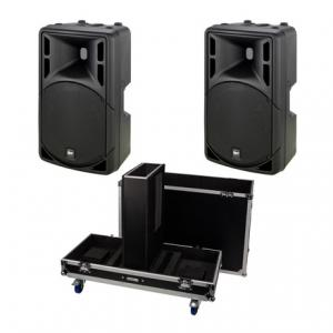 Is RCF ART 315 A MK IV Case Bundle a good match for you?