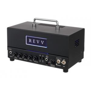 Is Revv D20 Amp Head a good match for you?