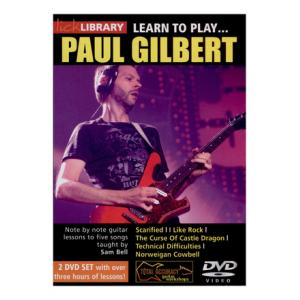 """Take the """"IS IT GOOD FOR ME"""" test for """"Roadrock International Learn to play Paul Gilbert"""", read the reviews and join the community!"""