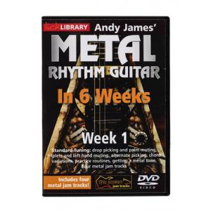 """Take the """"IS IT GOOD FOR ME"""" test for """"Roadrock International Metal Rhythm Guitar Week 1"""", read the reviews and join the community!"""