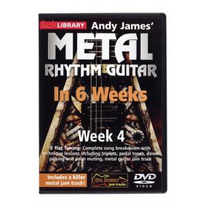 """Take the """"IS IT GOOD FOR ME"""" test for """"Roadrock International Metal Rhythm Guitar Week 4"""", read the reviews and join the community!"""