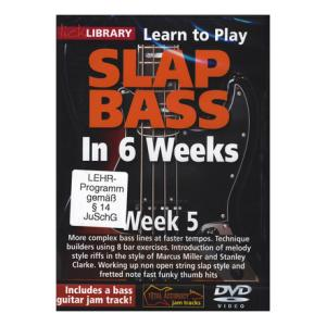 "Take the ""IS IT GOOD FOR ME"" test for ""Roadrock International Slap Bass In 6 Weeks - Week 5"", read the reviews and join the community!"