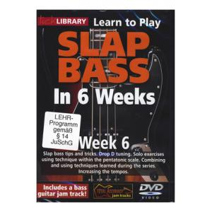 "Take the ""IS IT GOOD FOR ME"" test for ""Roadrock International Slap Bass In 6 Weeks - Week 6"", read the reviews and join the community!"