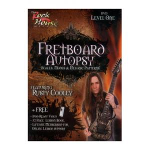 "Take the ""IS IT GOOD FOR ME"" test for ""Rock House Method Fretboard Autopsy Vol.1 DVD"", read the reviews and join the community!"