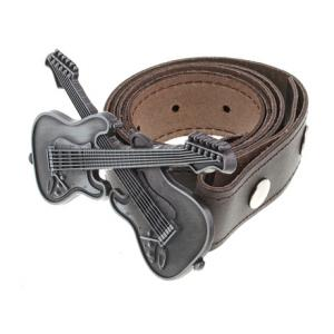 """Take the """"IS IT GOOD FOR ME"""" test for """"Rockys Belt 2 Guitars Brown 75"""", read the reviews and join the community!"""