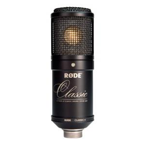 Is Rode Classic-II Black Edition a good match for you?