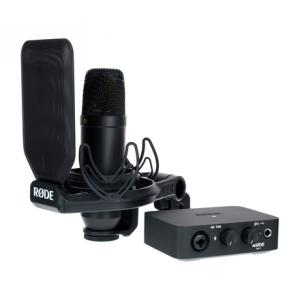 Is Rode Complete Studio Kit B-Stock a good match for you?