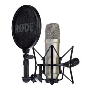 Is Rode NT1-A Complete Vocal R B-Stock a good match for you?
