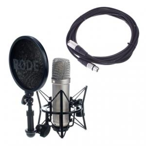 Is Rode NT1-A Complete Vocal Re Bundle a good match for you?