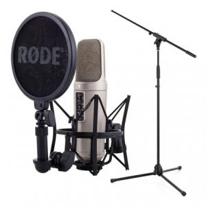 Is Rode NT2-A Studio Solution S Bundle a good match for you?