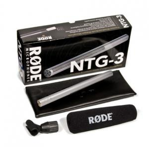 Is Rode NTG3 a good match for you?