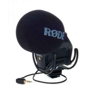 Is Rode Stereo Video Mic Pro Rycote a good match for you?