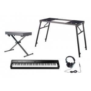 Is Roland FP-50 Bk Mega Bundle a good match for you?