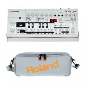 Is Roland TB-03 Bag Bundle a good match for you?