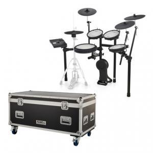 Is Roland TD-17KVX E-Drum Case Bundle a good match for you?