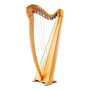 Is Roth & Junius RJCH-34NB Celtic Lever Harp a good match for you?