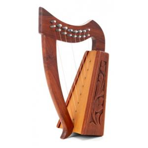 """Take the """"IS IT GOOD FOR ME"""" test for """"Roth & Junius RJIH-8RW Irish Harp"""", read the reviews and join the community!"""