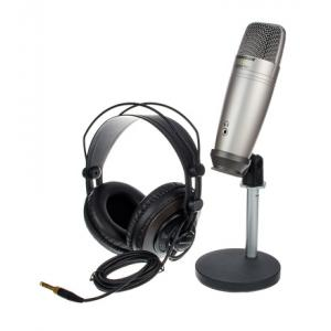 Is Samson C01U PRO Podcasting Pack a good match for you?