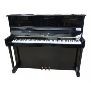"""Take the """"IS IT GOOD FOR ME"""" test for """"Sauter Piano, used, black polished"""", read the reviews and join the community!"""