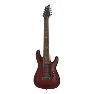 Is Schecter Omen 8 Walnut a good match for you?