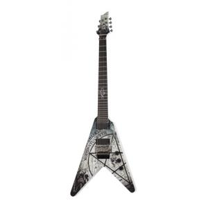 Is Schecter Randy Weitzel V-7 FR SWHT a good match for you?
